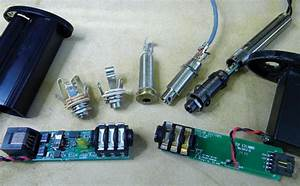 Wiring Guitar Input Barrel Jack Wiring Diagram
