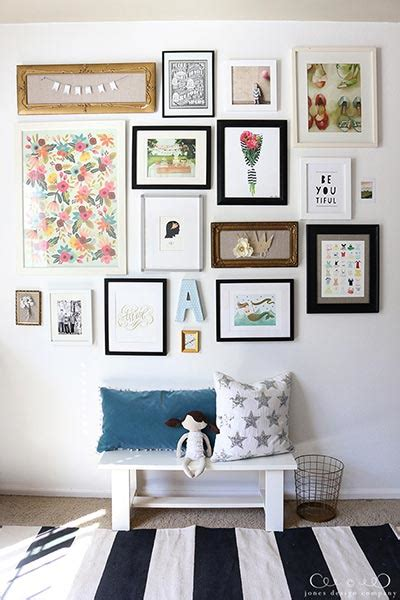 Bedroom Decorating Ideas Photo Gallery by 85 Creative Gallery Wall Ideas And Photos For 2019