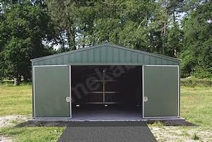 Abri En Kit : abri de jardin castorama 12 hangar bois en kit mzaol ~ Premium-room.com Idées de Décoration