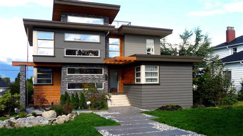 Beautiful Exterior Paint Colors, Modern House Exterior