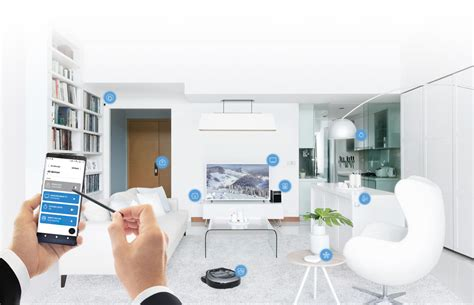 samsungs  smartthings sensors  monitoring