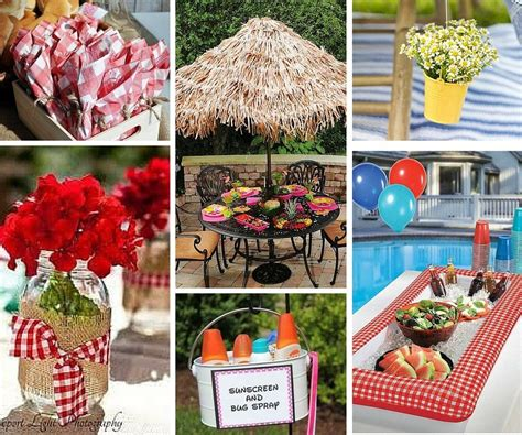 BBQ Party Ideas Barbecue Party Ideas for Kids at