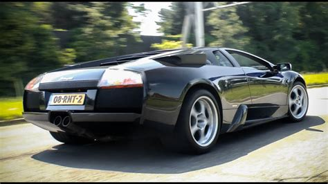 lamborghini murcielago   lovely engine sounds