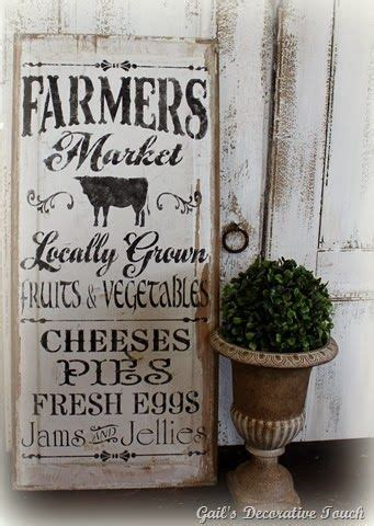 vintage signs ideas  pinterest vintage