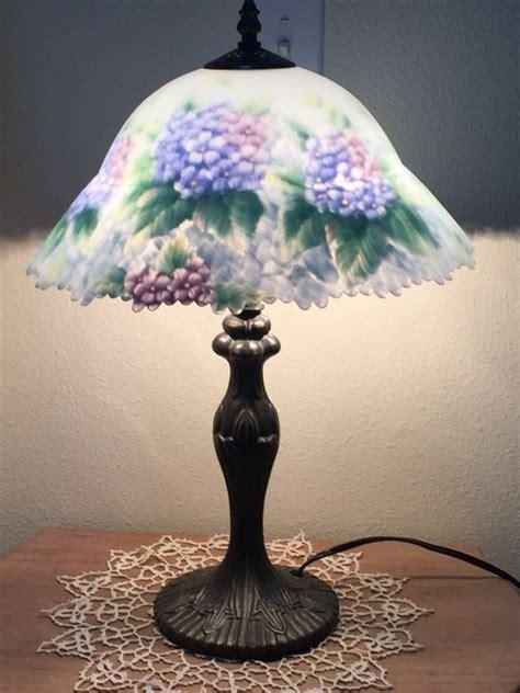 glynda turley tiffany style hydrangea lamp  sale  olympia wa offerup