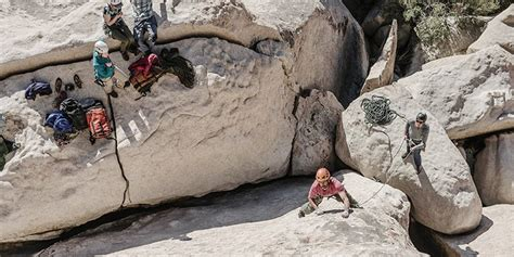 Intro Trad Lead Climbing Rei Expert Advice