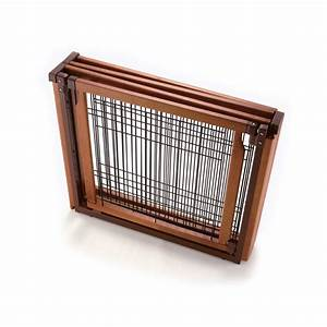 dog gates pet gates room divider zigzag gates dog With dog crate gate