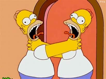 Homer Simpson Animated Simpsons Gifs Cartoons Transparent