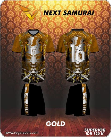 fresh design volley  samurai regar sport