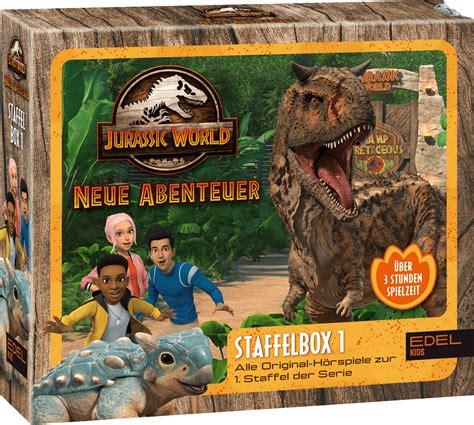 Jurassic World Neue Abenteuer Die Komplette Staffel Ab