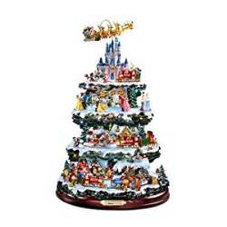 disney tabletop christmas tree the wonderful world of disney tree by the bradford exchange