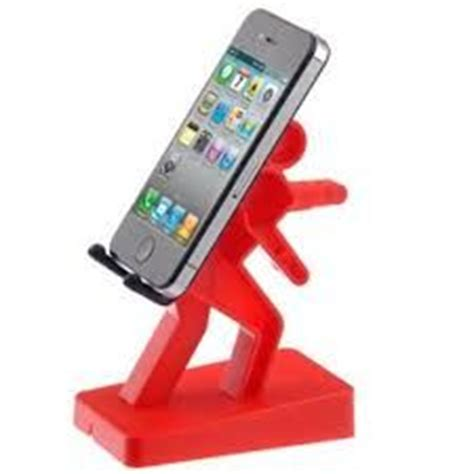 mobile phone holder deck chair made from wood canvas brand