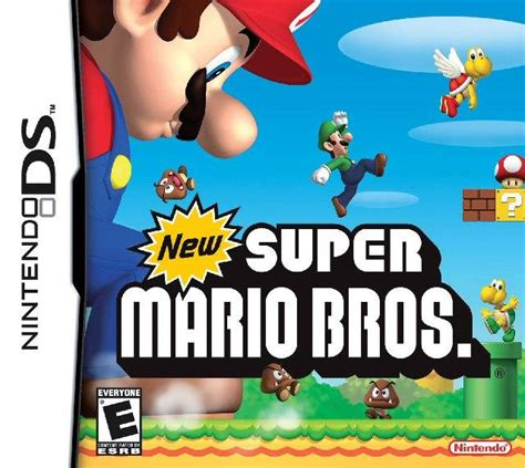 Buy Used New Super Mario Bros Nintendo Ds Game On Sale Now