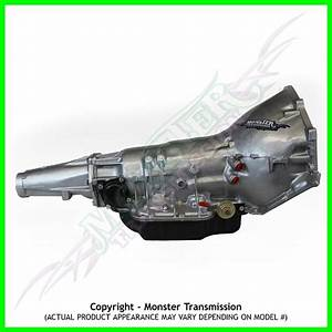 Turbo 400 Th400 Transmission Heavy Duty Performance 9