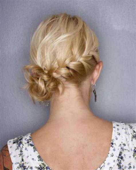 coiffure mariage chignon bas tresse comment faire un chignon bas tuto coiffure chignons