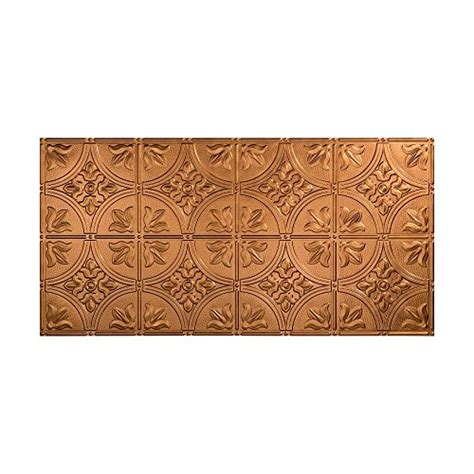 fasade glue up decorative thermoplastic ceiling panels fasade easy installation traditional 2 antique bronze glue
