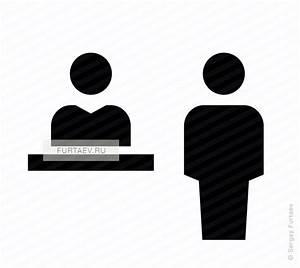 Customer service vector icon