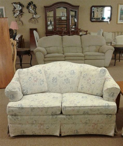 Camel Back Loveseat by Camel Back Sofa Loveseat Delmarva Furniture Consignment