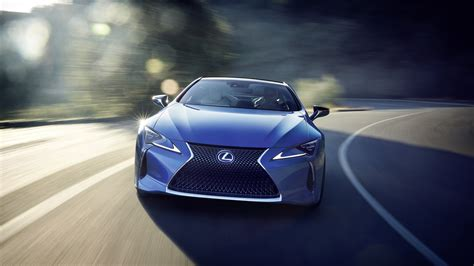 Lexus Lc 500 2017 Wallpapers Hd Wallpapers Id 16946