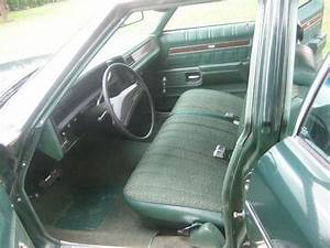 Sell Used 1973 Chevy Impala 4 Door 350 Ci Green Exterior