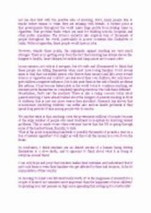 Cigarette Smoking Essay teacher creative writing phd thesis help delhi texas a&m university creative writing
