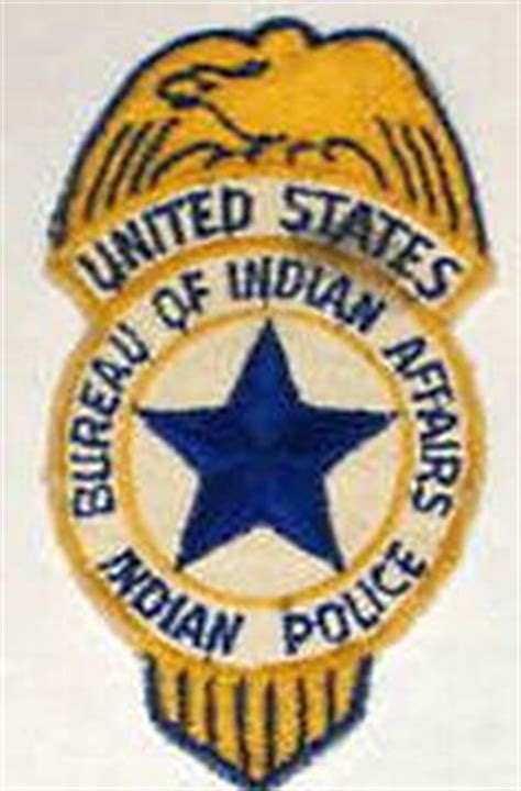 federal bureau of indian affairs ben 39 s patch collection