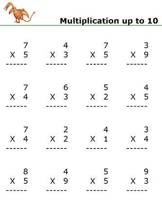 2nd grade math worksheet multiplication multiplication worksheets multiplication math free