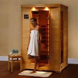 1 Mann Sauna : infrared saunas hanko 1 person infrared sauna ~ Articles-book.com Haus und Dekorationen