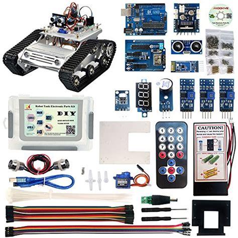 Robot Car Electronics Parts Beginners Kit Arduino