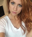 Brittany Snow debuts fiery new hair colour for 2017! | All ...