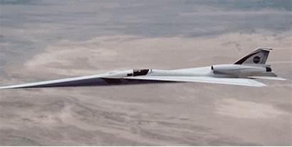 Supersonic Aircraft Nasa Plane Lockheed Martin Quiet