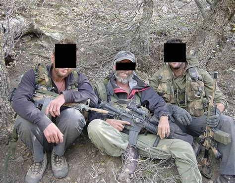 siege cia special boat service operators at torra borra in december
