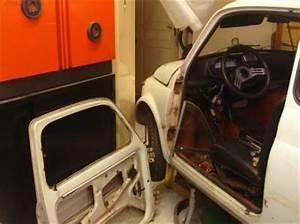 Poignée Fiat 500 : d montage et d shabillage d 39 une porte ancienne fiat 500 de cl flo toulouse restaurat ~ Melissatoandfro.com Idées de Décoration