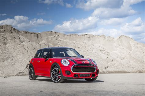 2018 Mini John Cooper Works Hardtop First Drive Review