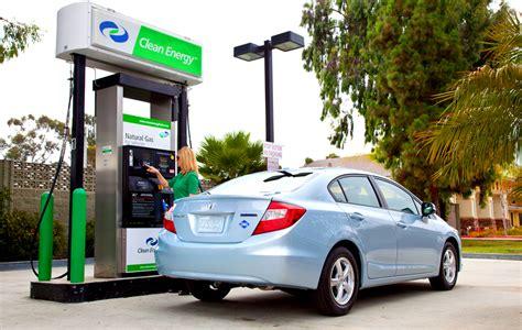 Putting Alternative Fuel Under Pressure