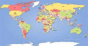 Political World Maps In Map Of - besttabletfor.me