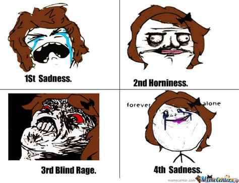 Woman On Period Meme - the stages of women s period by tonyaskov meme center