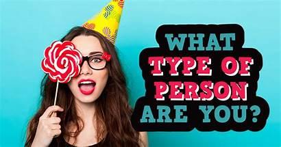Person Type Quiz Quizony