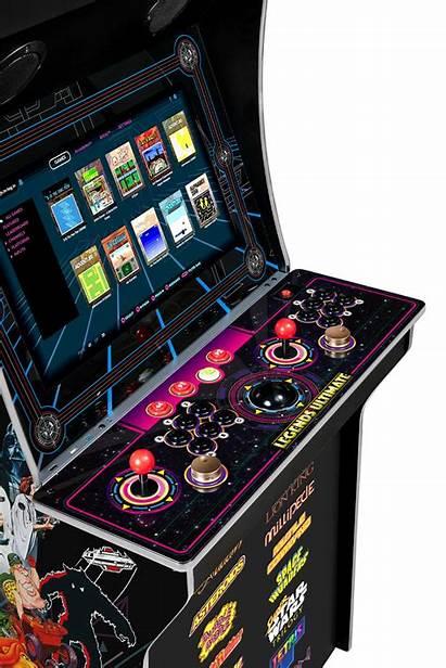 Legends Ultimate Arcade Atgames Machine Neo Geo
