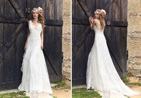 Boho Wedding Dress Marisol