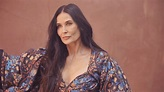 Demi Moore Lets Her Guard Down - The New York Times