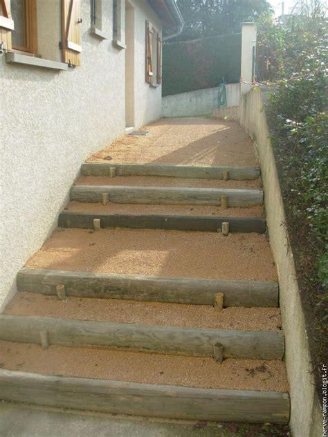 escalier en rondin de bois herve ron blogit fr le multim 233 dia 100 facile et gratuit
