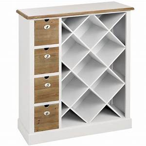 white wine rack cabinet Cosmecol