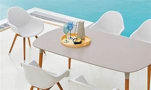 Mobilier Jardin Carrefour : mobilier de jardin salon de jardin transat barbecue ~ Teatrodelosmanantiales.com Idées de Décoration