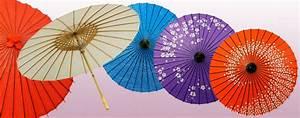 Sonnenschirm Asia Style : japanische schirme aus papier und bambus ~ Frokenaadalensverden.com Haus und Dekorationen
