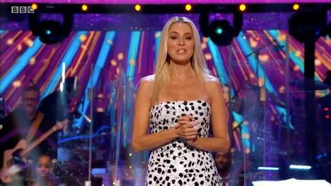 Strictly's Tess Daly labelled 'incredible' as she unveils ...