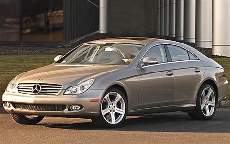 Mercedes Cls Class Picture by 2008 Mercedes Cls Class Information And Photos