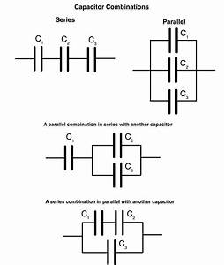 Combination Capacitor Circuits