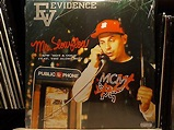 """EVIDENCE - MR. SLOW FLOW / HOT & COLD (12"""") 2006!! RARE ..."""