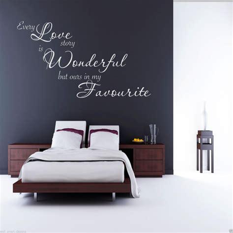 les huissiers peuvent ils entrer dans les chambres chaque amour histoire mur sticker chambre citation sticker